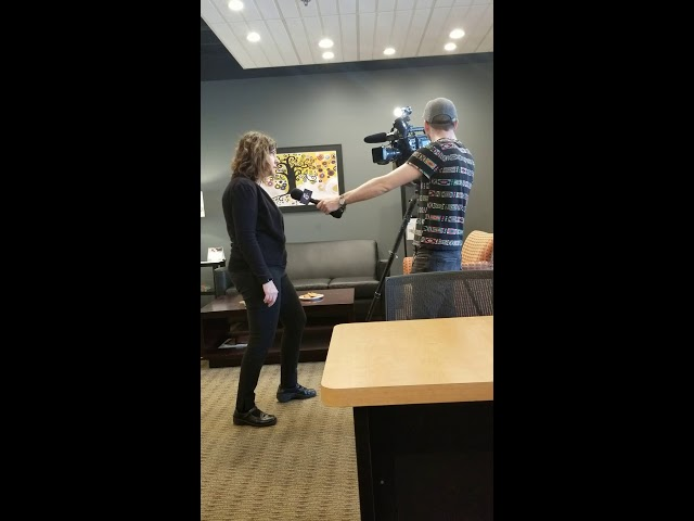 KSTP Channel 5 Minneapolis  interview Hearing Screening