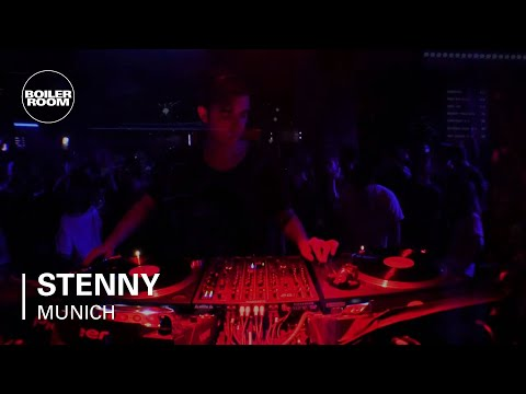 Stenny Boiler Room Munich DJ Set