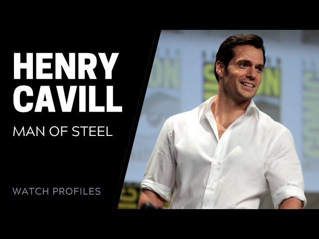 Henry Cavill: Man of Steel's Choice Watches | SwissWatchExpo [Watch Collection]