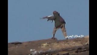 +18 | Video of Houthis capturing Saudi position in Najran region of Saudi Arabia | November 2018