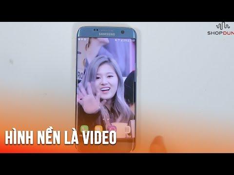 Cách đặt video làm màn hình chờ trên điện thoại cực bá đạo
