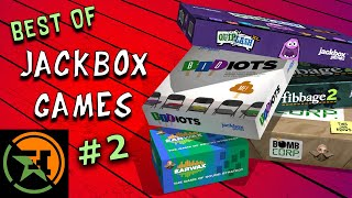The Very Best of Jackbox Games | Part 2 | Achievement Hunter Funny Moments