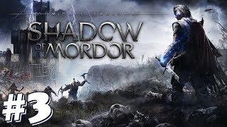 ЗАПИСЬ СТРИМА ► Middle-earth: Shadow of Mordor #3