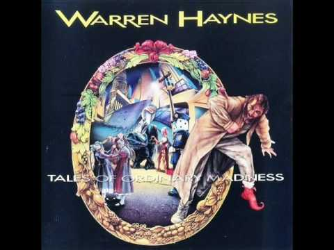 Warren Haynes-Blue radio