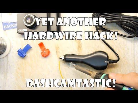 Yet Another Dash Cam Hard Wire Tutorial!