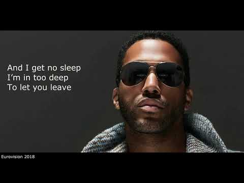 Cesar Sampson - Nobody But You - Austria - Eurovision 2018 (With Lyrics)