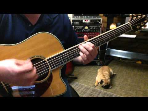 open tuning egbeae - em add4 - pug and reflections