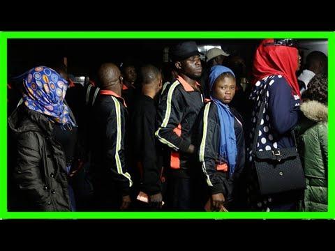 U.n. condemns 'heinous' sale of migrants as slaves in libya