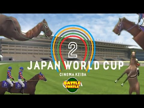 Funniest Race Ever Japan World Cup  Battle Turtle