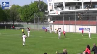 EnBW Tor des Monats April - Tor 4: Tim Poehler (SSV Reutlingen 1905 Fußball)