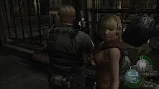 Resident Evil 4 - Chapter 5-2 01 Base - Ashley's Cell & Dump