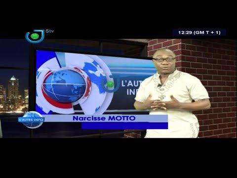 L'AUTRE INFO - Samedi 16 Septembre 2017 - Présentation : Narcisse MOTTO