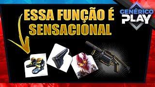 Qual a função do sapato no Free Fire - ISSO FOI IDEIA DO EL GATO?