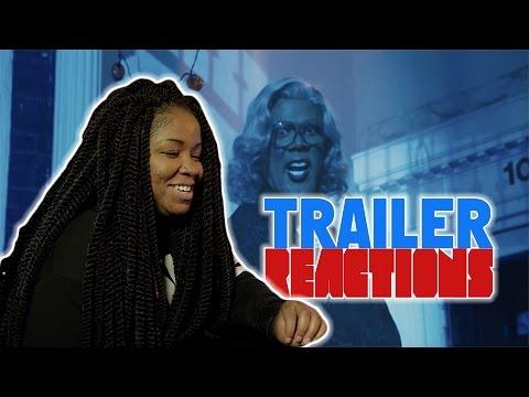 Boo! A Madea Halloween Official Teaser Trailer #1 2016   Trailer Reactions
