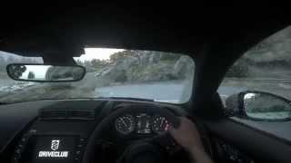DRIVECLUB. Jaguar F-TYPE R. Norway HOLMASTAD