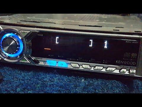 KENWOOD KDC-8021. RADIO CODE OFF. eeprom 24c01. eeprom read programmer CH341A