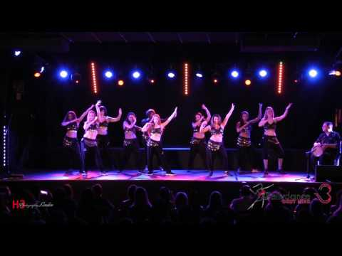 Belly Hip Hop fusion at Bellydance Body MInd