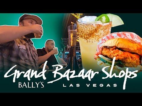 Grand Bazaar Shops @ Bally's Las Vegas