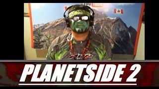 PLANETSIDE 2 - NEW LIB / Freaky Green Camo WEEK
