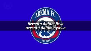 Janji Sumpah Setia Arema - Arema (lirik)