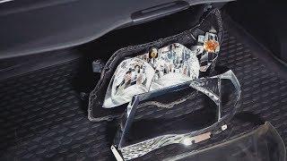 Subaru Forester SH | Наводим красоту в фарах!