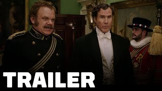 Holmes and Watson Trailer (2018) Will Ferrell, John C. Reilly