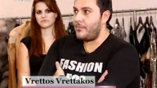 Greece's Next Top Model S2 / E7 [ 1 of 6 ] ANT1 GR ( 29/11/2010 )