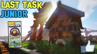 НЕОБЫЧНАЯ СЕРИЯ | Last Task Junior