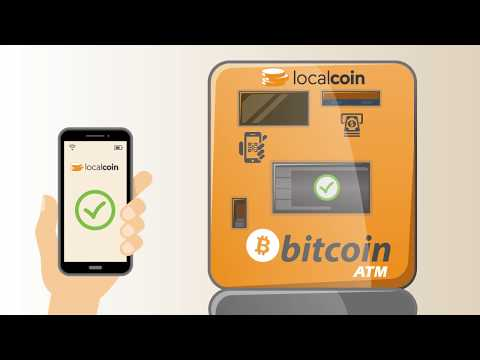 Localcoin | Bitcoin ATM - Buy and Sell Bitcoin with Cash