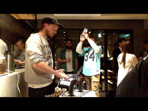 controllerise vibes × Table Beats LIVE at Jazzy Sport Kyoto
