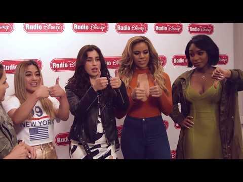 "Fifth Harmony – ""Down"" for the Summer   Radio Disney"