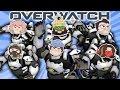 Overwatch: Gorilla Warfare! - Steam Train video