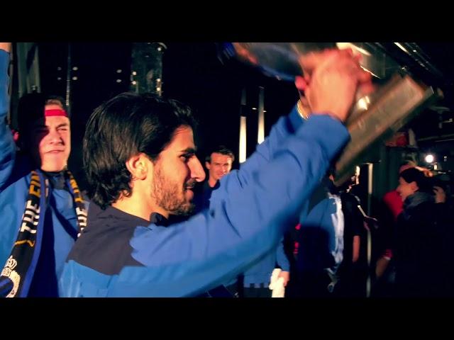 CLUB BRUGGE | Beker van België finale | Feest | 2014-2015