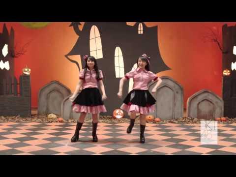JKT48 - (Halloween Night)  Dance Tutorial