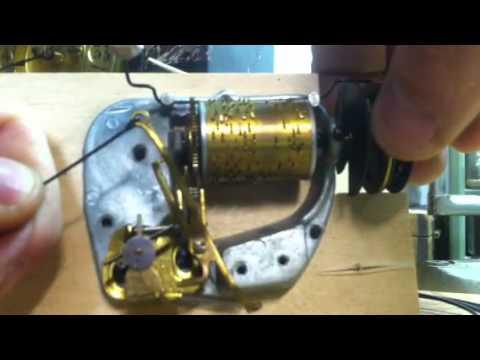 Cuckoo Music Box Skipping by hand