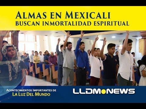 Almas en Mexicali buscan inmortalidad espiritual.