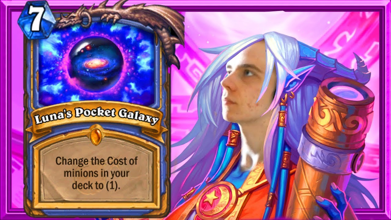 The most powerful Hearthstone Boomsday Project decks so far