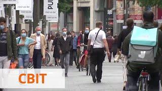 Коронавирус в мире количество больных на 7 августа