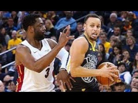 Golden State Warriors vs Miami Heat NBA Full Highlights (11th February 2019)