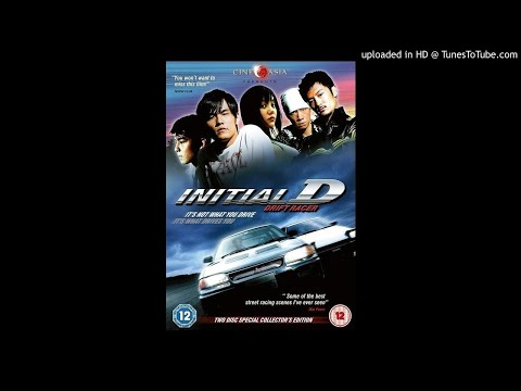 Initial D - Commentary by Dan Joyce (Dirty Sanchez) and Richie Warren