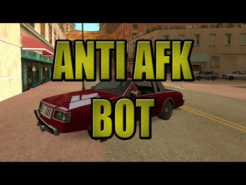 GTA - SAMP 0 3 7 Anti AFK Script/Bot | Cleo Mod | Download 2015