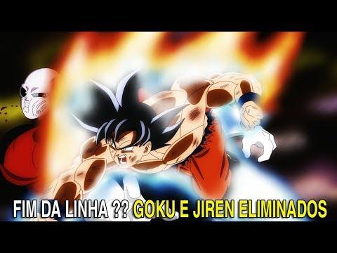 GOKU e JIREN ELIMINADOS ??? Universo 7 em perigo | Dragon ball super | Explicação