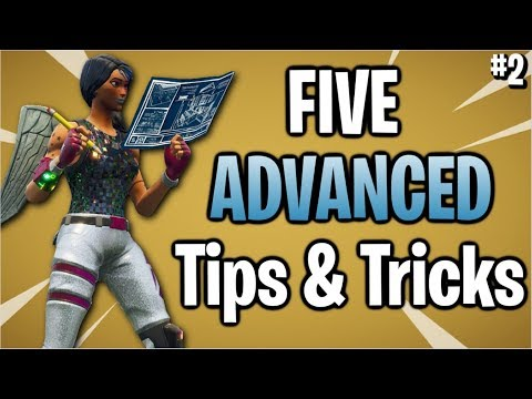 Fortnite: 5 Advanced Tips & Tricks #2