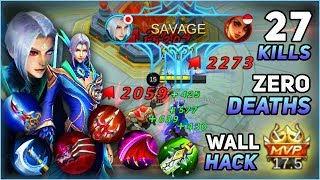 LING SOLO SAVAGE GAMEPLAY, HE IS UNTOUCHABLE! Mobile Legends