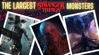 Top 8 Stranger Things Monsters l Explained