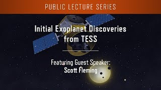 Initial Exoplanet Discoveries from TESS