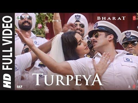 Full Video: Turpeya | Bharat | Salman Khan, Nora Fatehi | Vishal & Shekhar Ft. Sukhwinder Singh