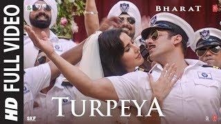 Full : Turpeya | Bharat | Salman Khan, Nora Fatehi | Vishal & Shekhar ft. Sukhwinder Singh