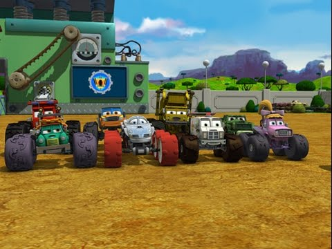 Monster Truck Adventures Straight To the Finish Movie free download HD 720p