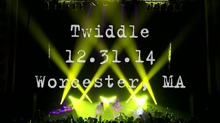 Twiddle: 2014-12-31 - The Palladium; Worcester, MA (Complete Show) [HD]